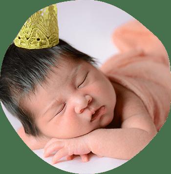 新生児写真 沖縄