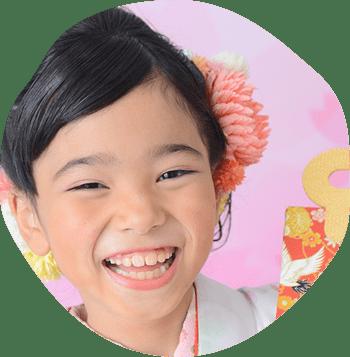 七五三 7歳写真 沖縄