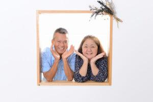 沖縄生年祝い写真撮影